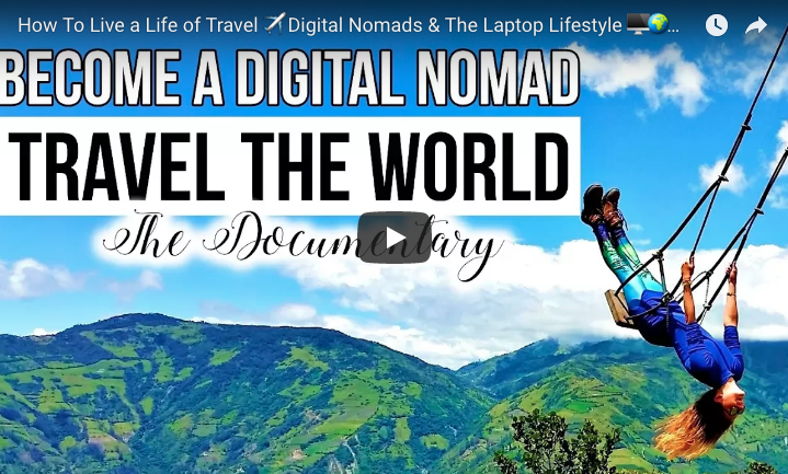 digital nomad lifestyle documentary