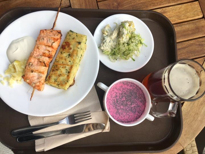things to do in riga latvia lido restaurant