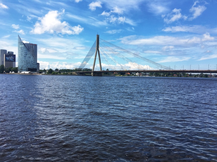 things to do in riga latvia daugava river